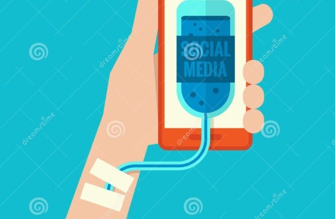 The Link Between Addictive Cues and Smart Phone Usage