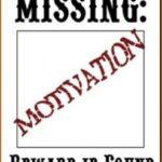lacking motivation